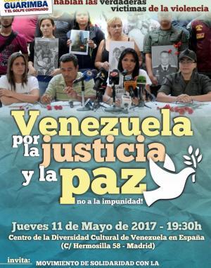 Imagen de el acto de justicia y paz